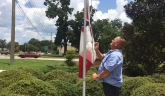The Marion County Commission in Central Florida unanimously agreed Tuesday to restore the Confederate flag at the McPherson Governmental Complex following public backlash over its removal two weeks ago. (WFTV)