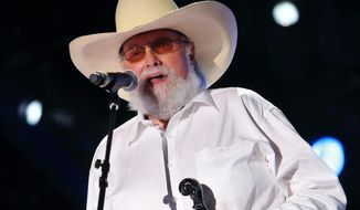 In this June 9, 2013, file photo, Charlie Daniels performs at LP Field on Sunday June 9, 2013, in Nashville Tenn. (Photo by John Davisson/Invision/AP, File)