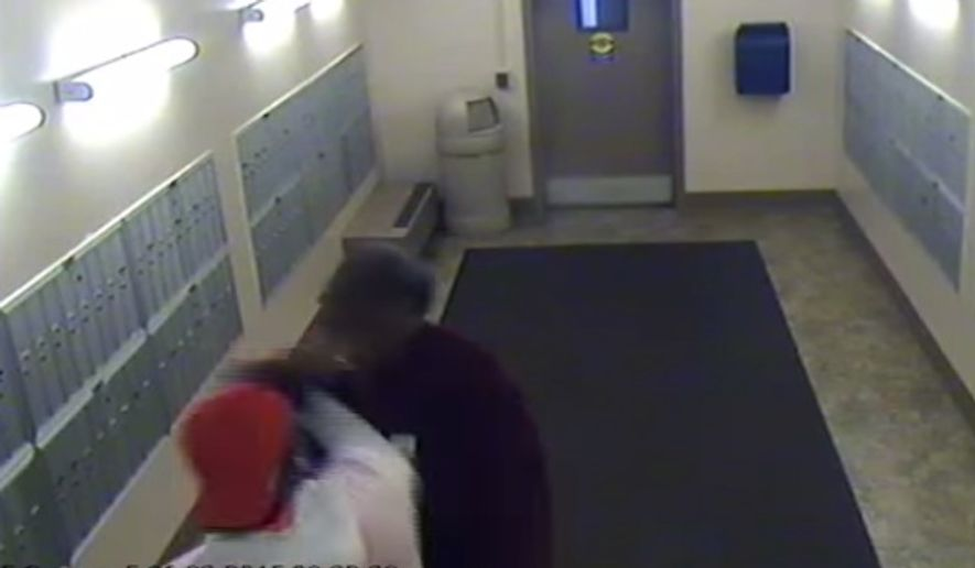 The chairman of the Essex County Democratic Committee in New Jersey is accused of punching a blind Army veteran following an argument at a polling location during East Orange's council primary last month. (YouTube/essexcountypolitics)