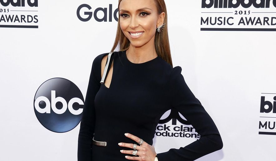 """FILE - In this May 17, 2015 file photo, Giuliana Rancic arrives at the Billboard Music Awards in Las Vegas. Rancic is making a change in her duties at the E! channel. In a press release, the network said she will step away from her daily news anchor position on Aug. 10, but will continue to host the network's red carpet coverage and """"Fashion Police."""" (Photo by Eric Jamison/Invision/AP, File)"""