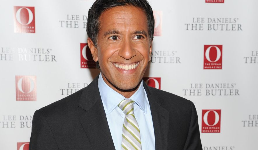 """FILE - In this July 31, 2013 file photo, Dr. Sanjay Gupta attends a special screening of  """"Lee Daniels' The Butler"""" in New York. CNN said Thursday, July 9, 2015, that it is working to verify the identity of the Nepalese patient operated on this spring by medical correspondent Gupta, following a published report that said Gupta mistakenly told viewers that he had treated someone else. (Photo by Evan Agostini/Invision/AP, File)"""