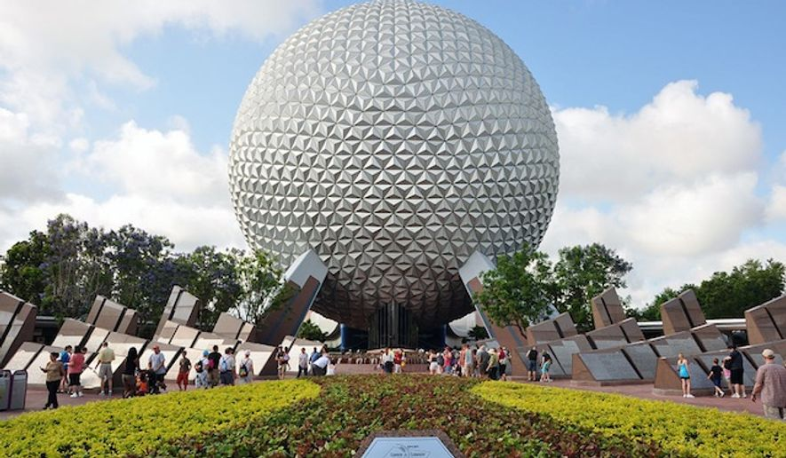 Walt Disney World has reportedly removed a version of the Confederate flag from Epcot's exhibit on American history. (Wikipedia)