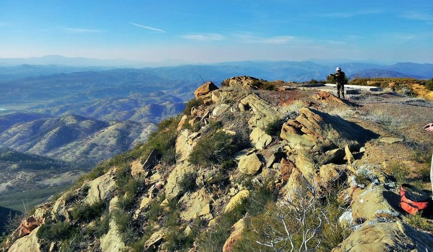 The Obama administration claimed more than 1 million acres in California, Texas, and Nevada, designating the land as new national monuments. The new monuments include the Berryessa Snow Mountain in California. (Image: http://berryessasnowmountain.org)