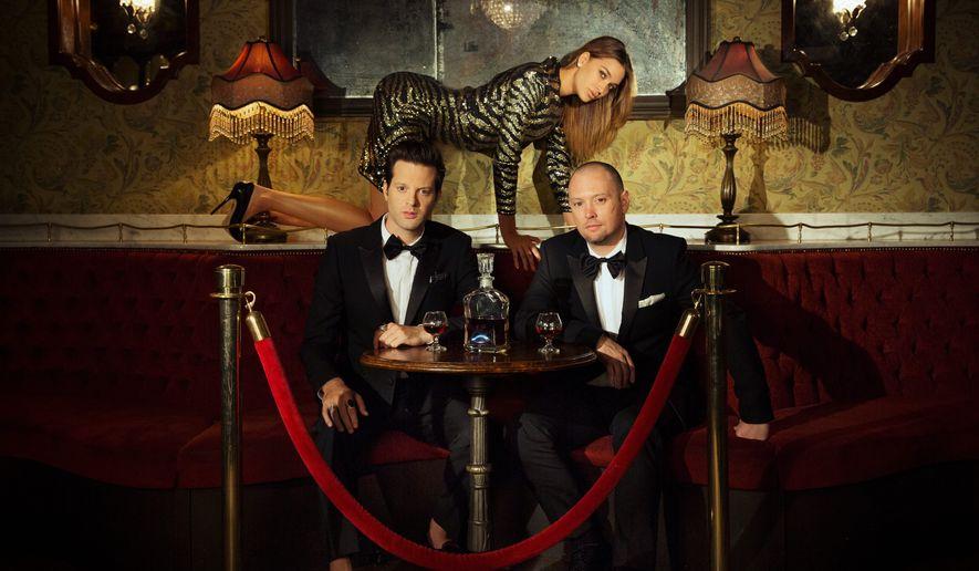 Mayer Hawthorne and Jake One are Tuxedo. (Piper Ferguson)
