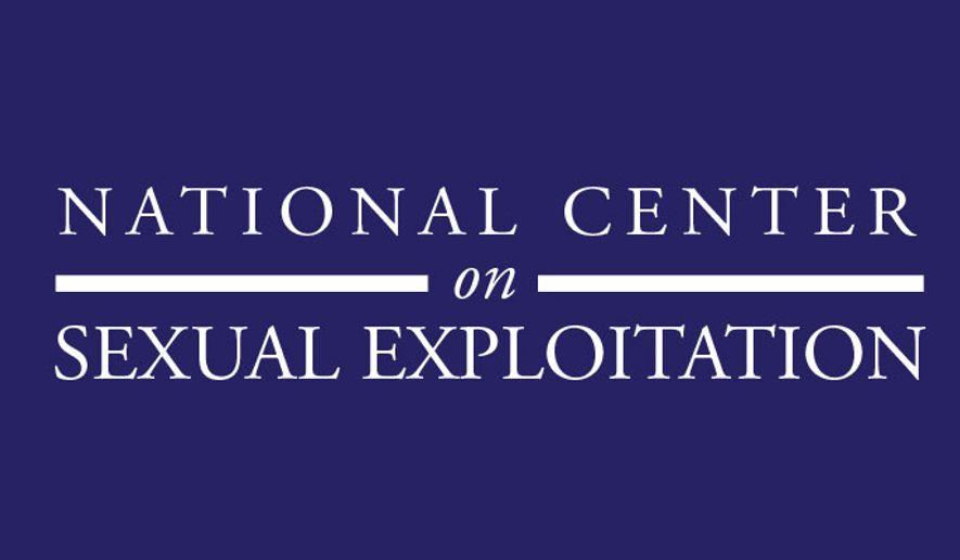 Image courtesy of National Center on Sexual Exploitation. (2015)