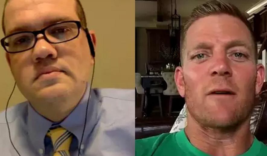 Scott Lamb talks to David Benham about the Planned Parent scandal.