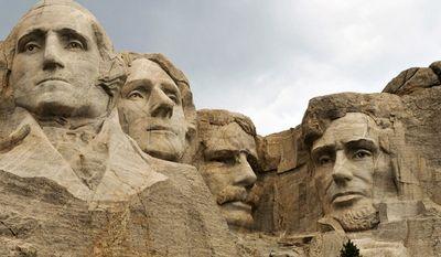 Mount Rushmore -  Keystone, South Dakota