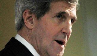 John Kerry     Associated Press photo