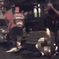 D.C. police released a video of a violent assault in hope of identifying five suspects who beat and stomped a person before stealing two bicycles.