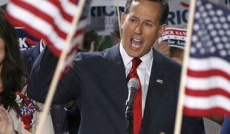 Rick Santorum 2016