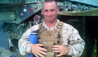 Thomas J. Sullivan, 40, of Springfield, Massachusetts, was killed in an apparent terror attack on Thursday, July, 16, 2015, in Chattanooga, Tennessee. Facebook photo.