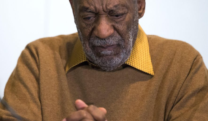 In his testimony, Bill Cosby told of how he tried to gain women's trust and make them comfortable by talking about their families, their education and their career aspirations. (Associated Press)