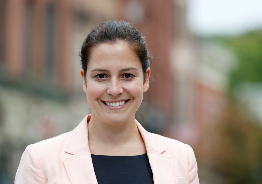 The Republican Party is showing signs it wants Rep. Elise Stefanik, New York Republican, to continue to be a force within the party. (Associated Press)