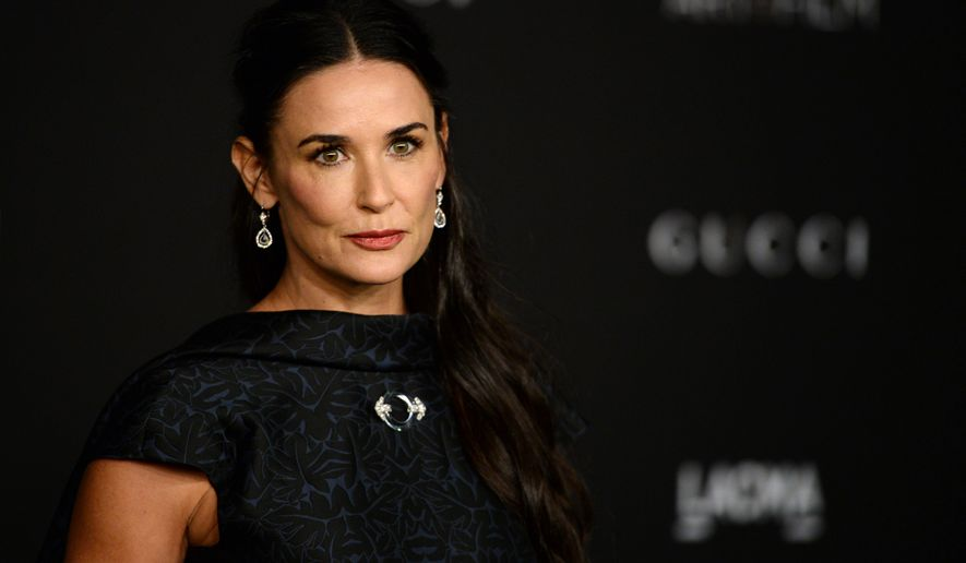 A 21-year-old man accidentally drowned in the backyard pool of a Los Angeles home owned by actress Demi Moore on Sunday morning, coroner's officials said. (Associated Press)