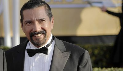 "FILE - This Jan. 27, 2013 file photo shows actor Steven Michael Quezada at the 19th Annual Screen Actors Guild Awards in Los Angeles. Quezada is jumping in a race for a heated county commissioner seat in Albuquerque. Quezada, who played DEA agent Steven Gomez in the hit AMC-TV series  ""Breaking Bad"", said Monday, July 20, he will announce this week that he will run for the Bernalillo County Commission. (Photo by Chris Pizzello/Invision/AP, File)"