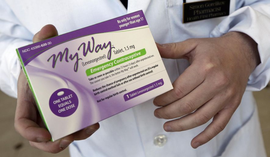 The Obama administration decided in 2012 that birth control was part of mandatory coverage under the 2010 Affordable Care Act, upsetting faith-based employers who were opposed to some types contraceptives. (Associated Press/File)