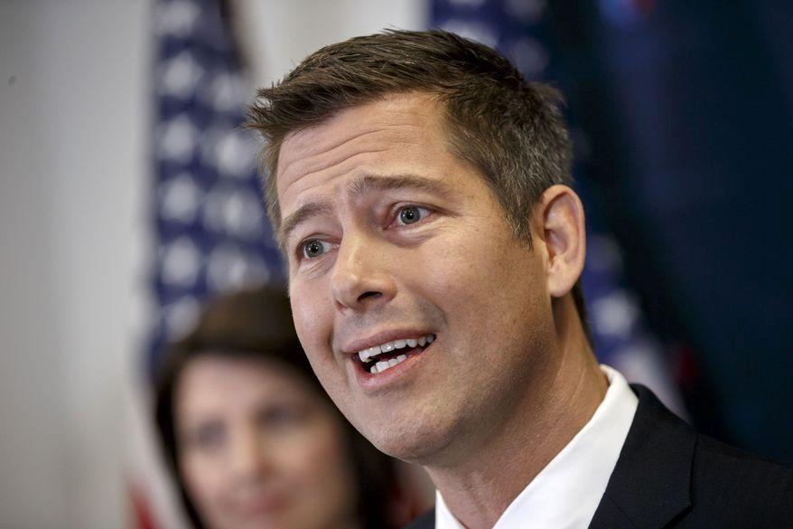 Rep. Sean P. Duffy, R-Wis. (Associated Press) ** FILE **