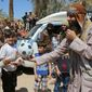 Islamic State militants have made it a priority to mold children under their rule into a new generation of fighters, suicide bombers and executioners. (Associated Press/File)