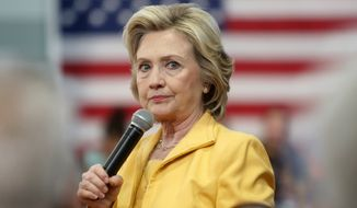 Hillary Rodham Clinton (Associated Press/File)