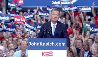John Kasich 2016