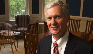 University of New Hampshire President Mark Huddleston (unh.edu)