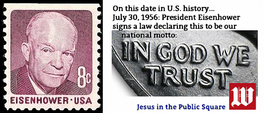 Eisenhower Stamp And Coin Public Domain Meme Created By Scott Lamb Freely