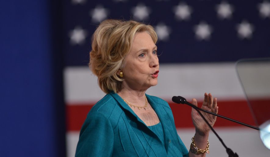 Questions are mounting over why the Justice Department has not yet opened a criminal investigation against Hillary Rodham Clinton for mishandling a mountain of classified information. (Associated Press)