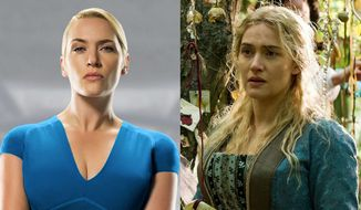 Kate Winslet co-stars in The Divergent Series: Insurgent and A Little Chaos now available in Blu-ray.