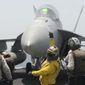 USS Theodore Roosevelt in Operation Inherent Resolve