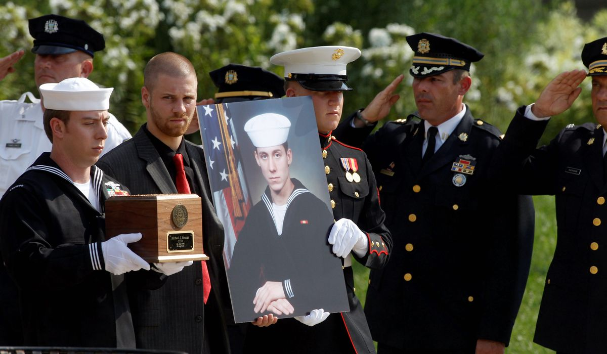 Navy Seal who killed bin Laden slams Qanon theory that