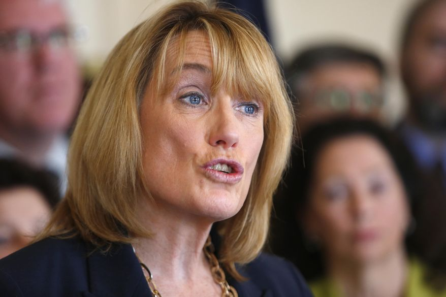 The New Hampshire vote, coming over the objections of Democratic Gov. Maggie Hassan, comes as the latest example of the backlash against Planned Parenthood following the release of five undercover videos raising alarm over the organization's involvement in the trade of fetal organs from abortions. (Associated Press)