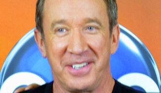 """Tim Allen endorsed Republican presidential candidate John Kasich while promoting Season 5 of """"Last Man Standing,"""" in which the comedian promised writers plan to lampoon Hillary Clinton and Donald Trump. (Wikipedia)"""