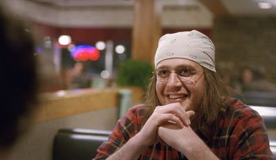 """Jason Segel stars this month in """"The End of the Tour"""" as David Foster Wallace, the troubled author of """"Infinite Jest."""" Mr. Segel presents a performance that is both reserved and tormented, caught somewhere between the mercurial author's wishing to open up to David Lipsky but also wary that the journalist may have his own agenda. (Associated Press)"""