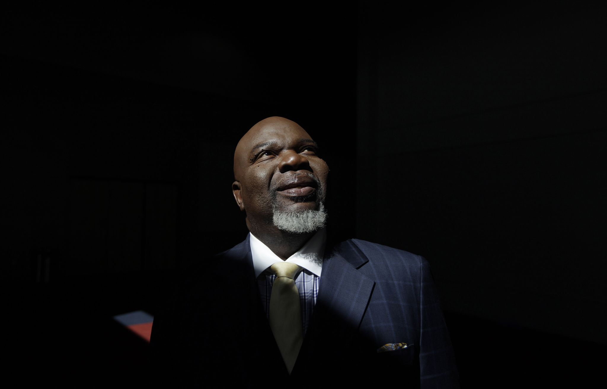 T.D. Jakes clarifies his comments on 'evolving' on gay rights
