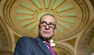 Among the Democratic Party's activists and grass-roots supporters who favor the deal, Sen. Charles E. Schumer of New York has become the main target.