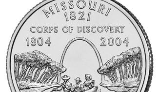 August 10, 1821: Missouri granted statehood.