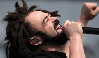Adam Duritz (Baltimore Sun)