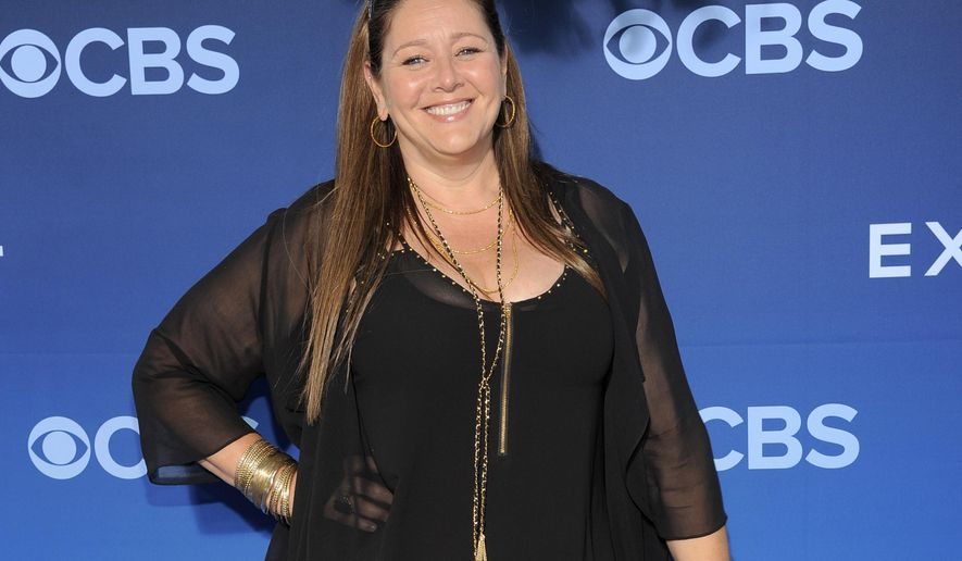 "FILE - In this June 16, 2014 file photo, Camryn Manheim, a cast member in the CBS television series ""Extant,"" poses at the premiere of the series in Los Angeles. Manheim is joining the Deaf West Theatre production of ""Spring Awakening"" on Broadway. Producers said Monday, Aug. 10, 2015, that Manheim will play several female roles in the Tony Award-winning rock musical about a dozen young people discovering their sexual identities. Previews begin Sept. 8 at the Brooks Atkinson Theatre and will be performed simultaneously in English and American Sign Language. (Photo by Chris Pizzello/Invision/AP, File)"