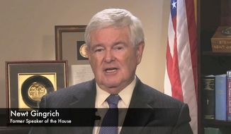 Newt Gingrich on Iran, China, Russia