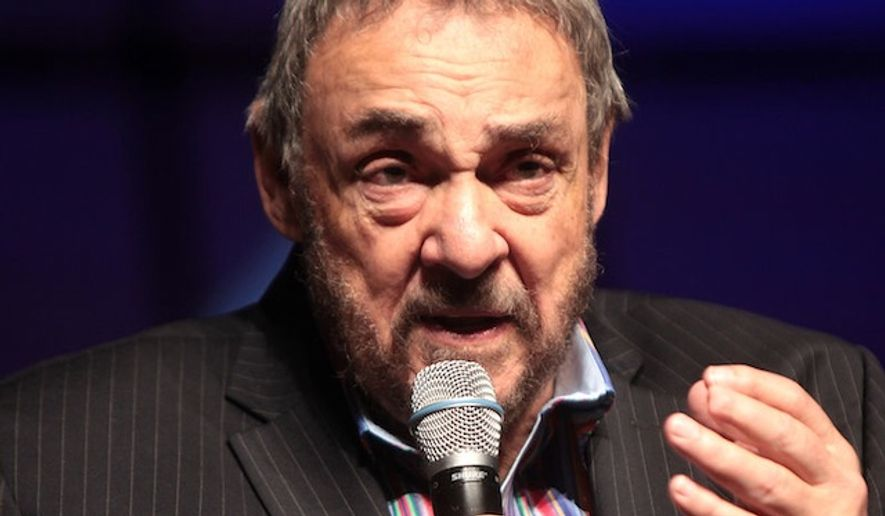 """Actor John Rhys-Davies declared """"we have lost our moral compass completely"""" in the West due to political correctness and fear to cast judgment on Islamic extremism. (Wikipedia)"""