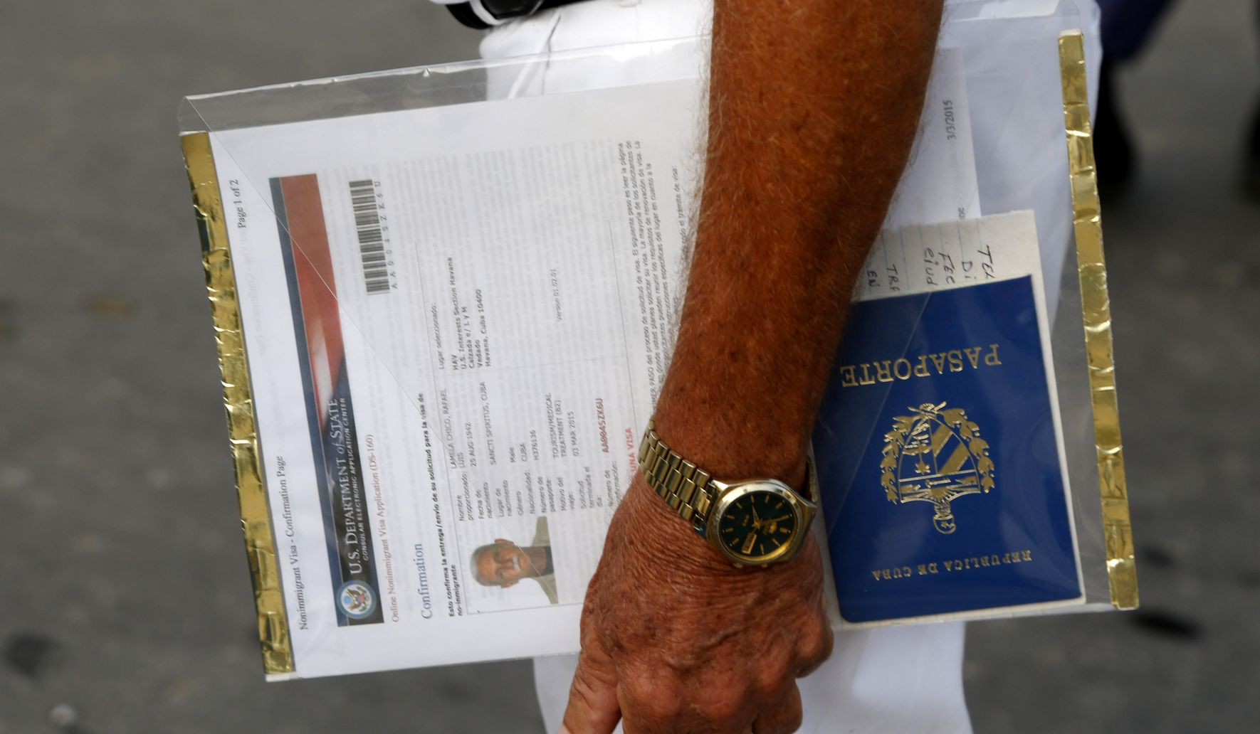 State Department employee sentenced for selling visas at up