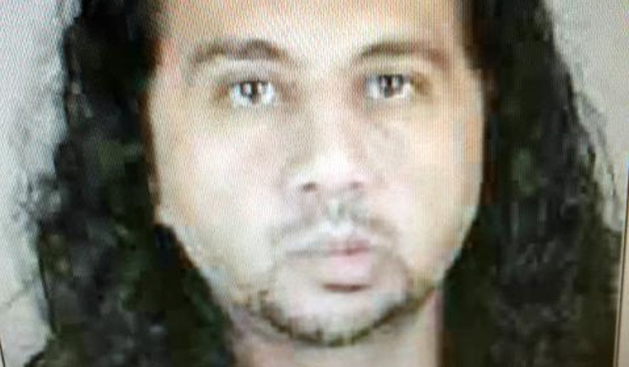 CORRECTS SPELLING OF LACKAWANNA - In this 2013 arrest photo provided by the Lackawanna, N.Y. Police Department, Arafat Nagi is shown. Police say that Nagi made an oath to the Islamic State group online, outfitted himself to fight and had a one-way ticket to the Middle East when they arrested him July 29, 2015. The western New York man was arraigned Monday, Aug. 17, 2015 on an indictment charging him with attempting to provide material support to terrorism. (Lackawana, N.Y. Police Department via AP)