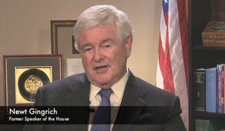 Newt Gingrich August 18, 2015