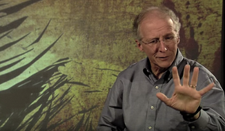 Screenshot of John Piper's critique of the prosperity gospel.