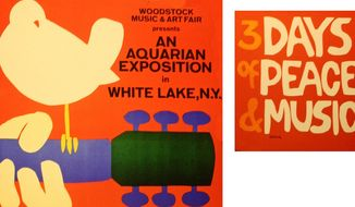 Woodstock art from wikipedia.org
