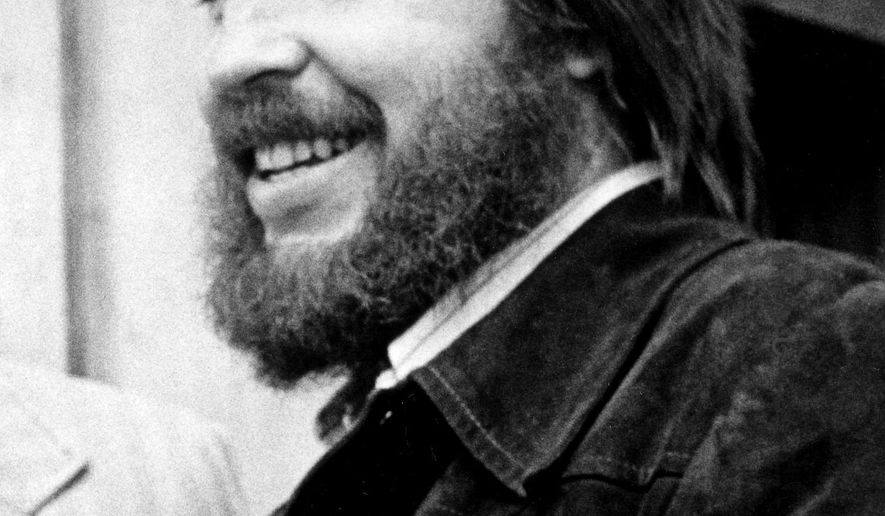 This July 1973 photo shows Nashville music producer Bob Johnston. Johnston, who played a key role in landmark recordings of Bob Dylan and Johnny Cash, is being remembered as a maverick who helped bring folk rock to Nashville. He died Friday, Aug. 14, 2015 at the age of 83. (Joe Rudis/The Tennessean via AP)