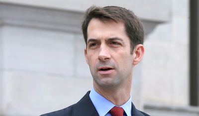 Republicans Sen. Tom Cotton of Arkansas and Rep. Mike Pompeo of Kansas stated in a letter to Secretary of State John F. Kerry that the Obama administration has failed to provide Congress with the text of the two side deals with Iran on its nuclear program. (Associated Press)