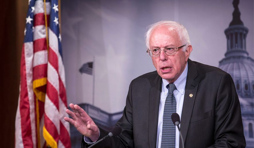 A subtle media phenomenon on the campaign trail has not gone unnoticed. The press fails to Democratic candidate for president Sen. Bernard Sanders' socials leanings 82 percent of the time, an analysis by Newsbusters.com finds. (Associated Press)