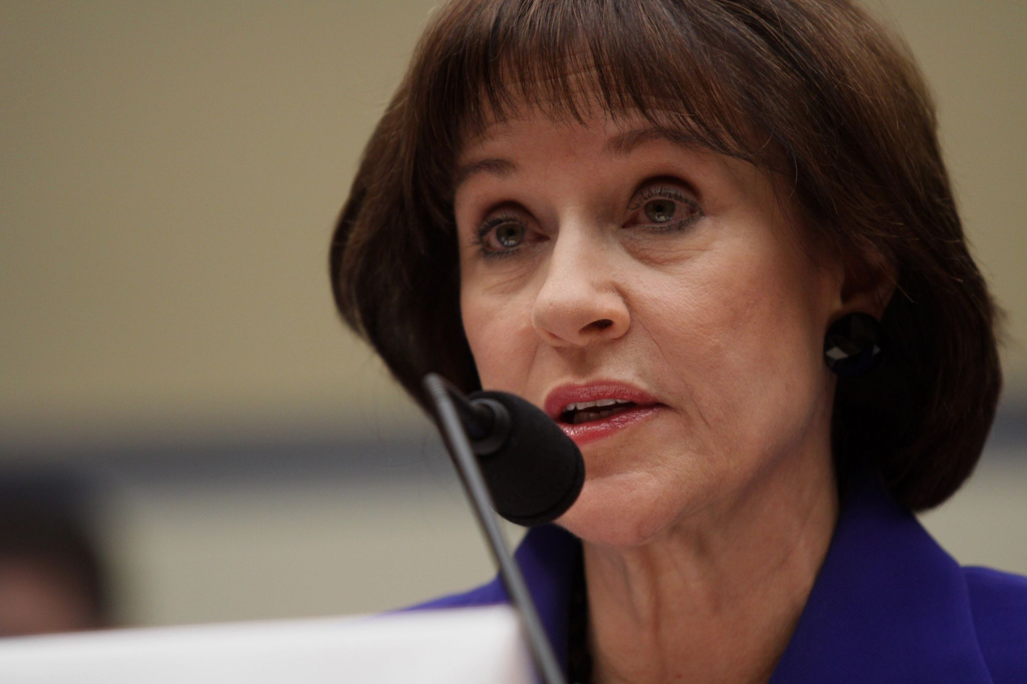 IRS finds yet another Lois Lerner email account