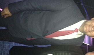 Rusty Humphries with Ted Cruz, AFP Summit 2015